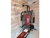 V fit multigym- excellent condition. Pick up only