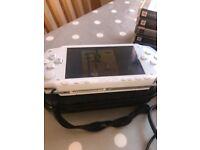 White PSP