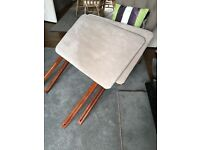 Single bed headboards (a pair)