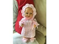 14 inch baby doll