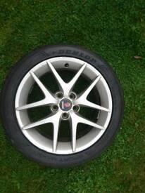 Saab 9-3 Wheel & Tyre