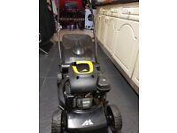 mcculloch lawnmower m40-110