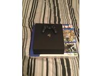 PS4 PRO 1TB WITH FIFA 15