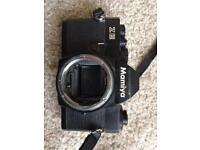 Mamiya ZE 35mm SLR Camera Body