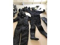 Complete dive gear set men's £600 willing to sell separately if needed