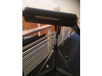 Eurolite SL-1200 DMX follow Spot (Theatre spotlight)