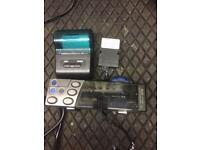Taxi meter and printer+ equipment for sale