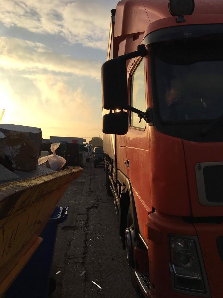 Volvo fm9 lorry 2003 starts and drives spot on bargain