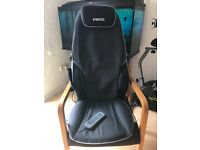 HoMedics Max 2 Shiatsu Massaging Chair. Final Reduction before it goes on eBay.