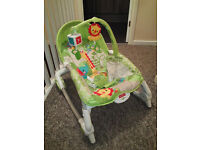 FisherPrice Rainforest Rocker