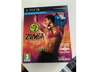 Zumba fitness workout game for ps3 + Zumba belt