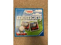 Thomas and Friends Memory Game