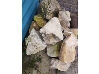 Stones - decorative garden feature stones