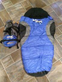 Vango nitestar mini sleeping bag