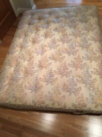 Kingsize 5ft VISPRING Bed Excellent condition No marks