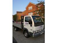 Nissan Cabstar. Excellent condition. Low mileage.