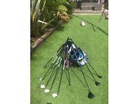 Callaway Ladies/Junior Golf Club Set with Bag