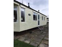 Static caravan for sale at seton sands holiday village