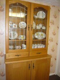 display cabinet & cupboard
