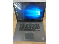 Gaming laptop Dell,i7 3.0 GHz, 12GB, 4K screen, Radeon R7 4GB