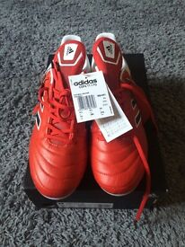 Mens adidas copa 17.1 football boots firm ground size 9.5 brand new in box red in colour