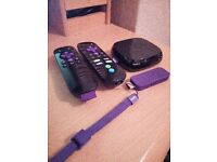Roku 3 HD Streaming Player and Roku Streaming Stick