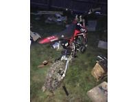 Rfz 140 open pitbike