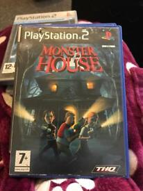 Selection of PS2 games