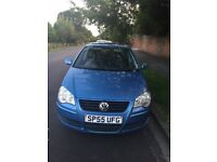Volkswagen Polo 2005 1.4TDI 9N3 Facelift SE 80PS Excellent car Very economical Cheap car