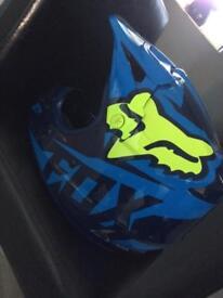 Fox helmet for sale