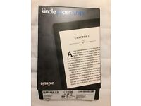 Brand new Kindle Paper White in box.