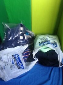 School kit :Regent's Park &Upper Shirley boys uniform and tie