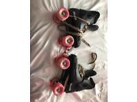 Street 86 roller skates size 4