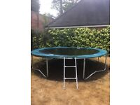 Trampoline 12 ft by Jumpking £30