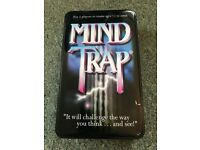 Mind Trap - Complete game in metal tin