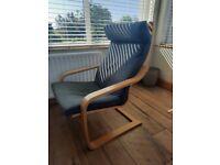 2 ikea rocking chairs