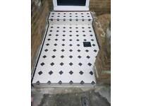 Experienced tiler looking for work