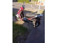For sale scooter