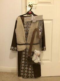 New shepherd costume