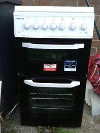 Beko freestanding Oven Gas