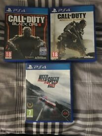 Playstation 4 Games - All As One Sale