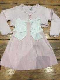Baby Zara dress outfit Age 9-12 months