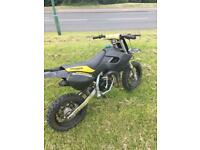 Malagutti 50cc dirt bike