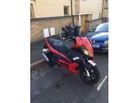 GILERA NEXUS 125cc £900