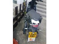 LEXMOTO DIABLO 125 - Spares or Repairs
