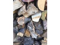 LOGS FOR GLASTONBURY OR Patio stoves