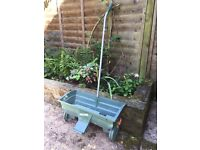 Fisons Lawn seed spreader