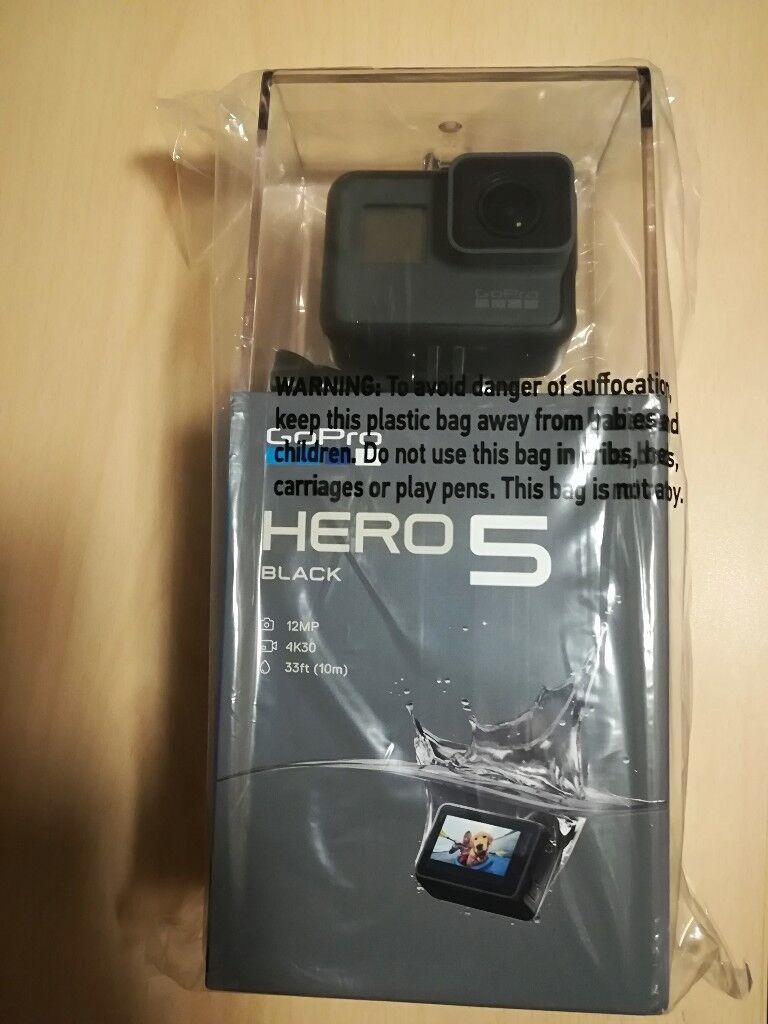 Gopro 5 Hero Black