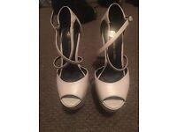 River island heels size 3