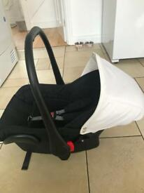 Car seat with Isofix